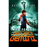 Max Powers and Project Gemini (English Edition)