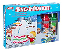 Ideal Sno-Marker Sno-Man Kit