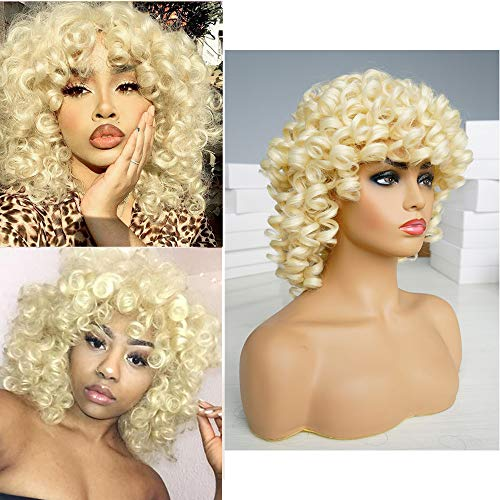 Afro curl weaves _image3
