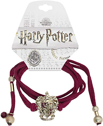 Pulsera charms Gryffindor Harry Potter