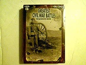 Greatest Civil War Battles The Bloodshed Begins