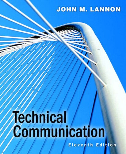 Technical Communication (11th Edition)