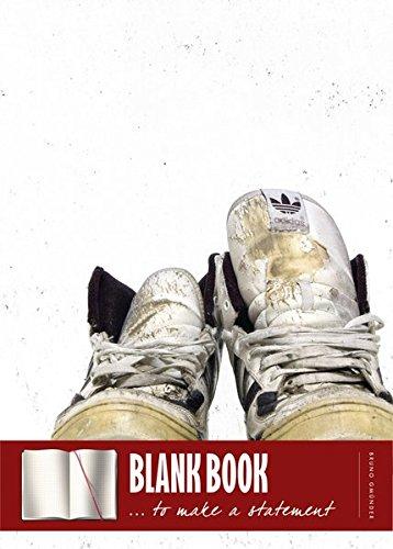 Blank book - Sneaker