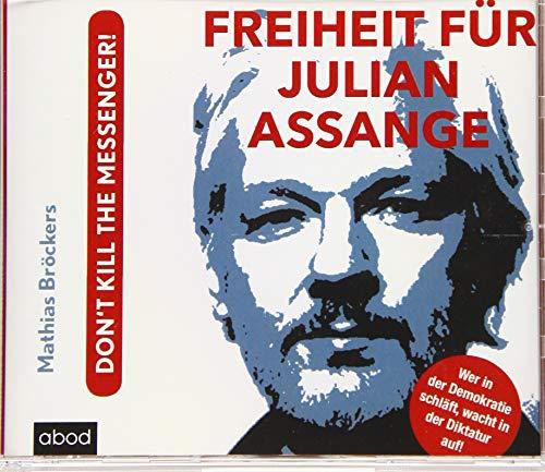 Couverture de Freiheit für Julian Assange!