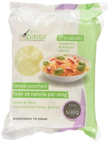 Zenpasta Shirataki Essiccati Formato Spaghetti - 250 Gr