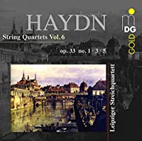 Haydn: String Quartets Vol. 6