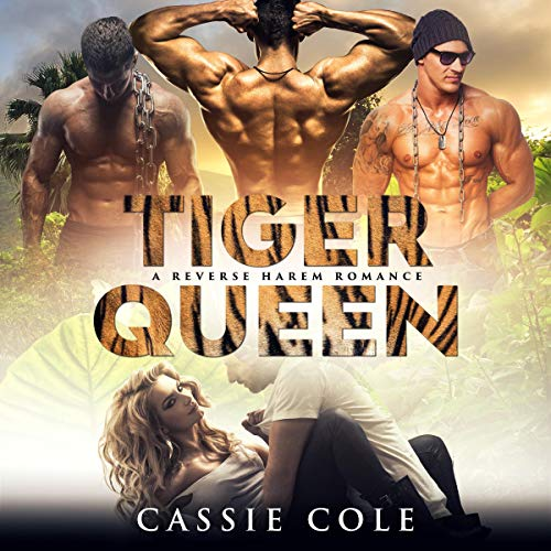 Tiger Queen Audiobook By Cassie Cole cover art