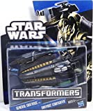Star Wars 30887 Transformers General Grievous a Grievous Starfighter...