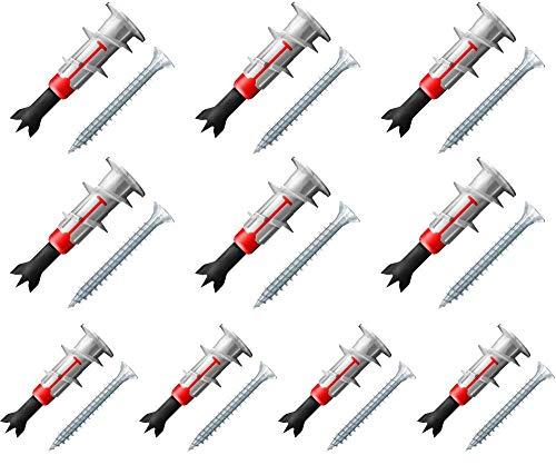 Fischer Duopower Duoblade Gkm - Sin herramientas, solo manos - Anclajes para pared