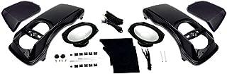 Hogtunes 06-13 Harley FLHX2 Speaker Lid Kit (with Speakers)