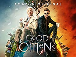 Neil Gaiman Books Made Into Movies And Series Good Omens