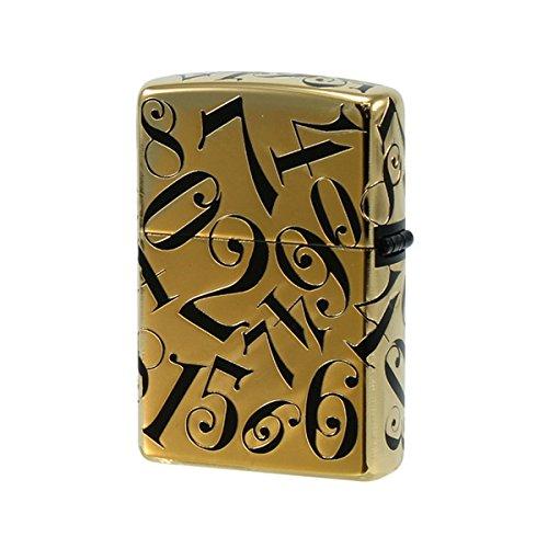 ジッポ オイルライター ファンタジーダイアルG 喫煙具 FDIAL-A ゴールド
