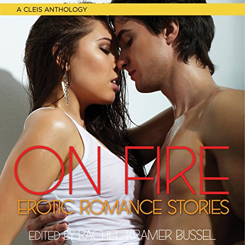On Fire: Erotic Romance Stories audiobook cover art