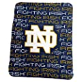 Logo Brands NCAA Notre Dame Fighting Irish Classic Fleece, One Size