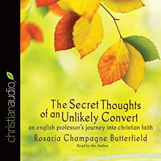 The Secret Thoughts of an Unlikely Convert cover art
