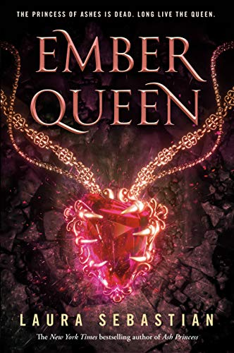 Amazon.com: Ember Queen (Ash Princess Book 3) eBook: Sebastian ...