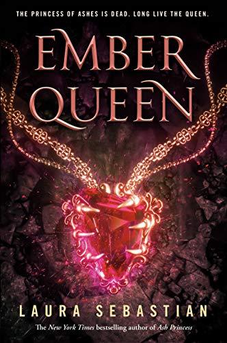 Amazon.com: Ember Queen (Ash Princess Book 3) eBook: Sebastian ...