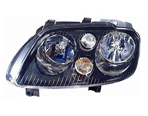 Aftermarket VW80304D - koplamp rechts Bosch-zwart met stelmotor