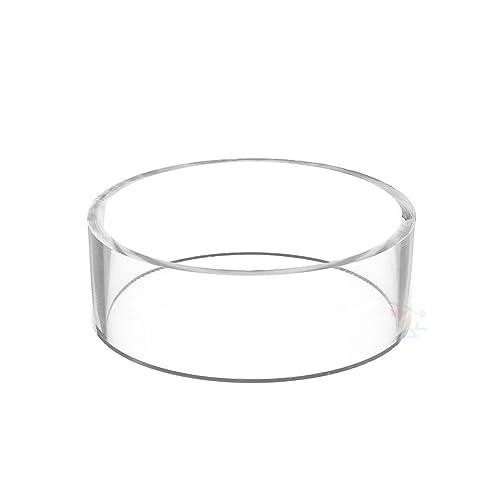 OnFireGuy 3 inch Display Ring Pedestal Basketball Football Volleyball Softball Bowling Ball
