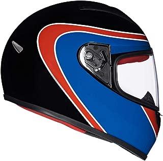 Royal Enfield Gloss Black Full Face With Visor Helmet Size (M)58 CM (RRGHEJ000001)
