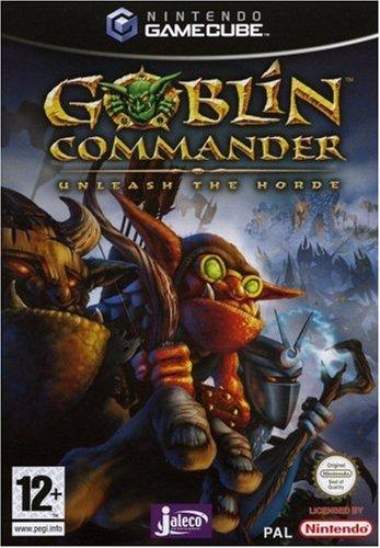 Goblin Commander Unleash The Horde (GameCube) [GameCube]