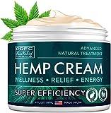 Рain Relief Hemp Cream - Made in USA -...