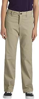 Dickies Juniors' Stretch Straight-Leg Pant