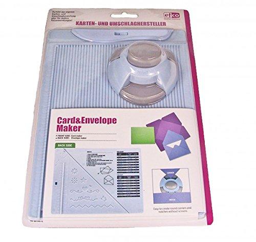 Planche de Pliage pour Cartes, Enveloppes et Boîtes