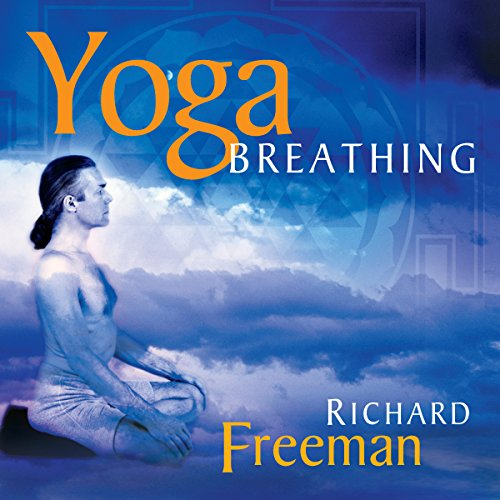 Yoga Breathing audiobook cover art