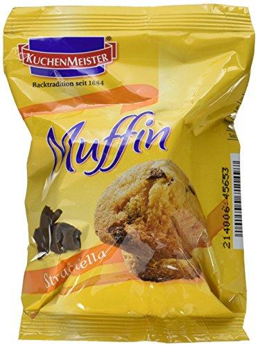 Kuchenmeister Muffin Stracciatella, 28er Pack (28 x 75 g)