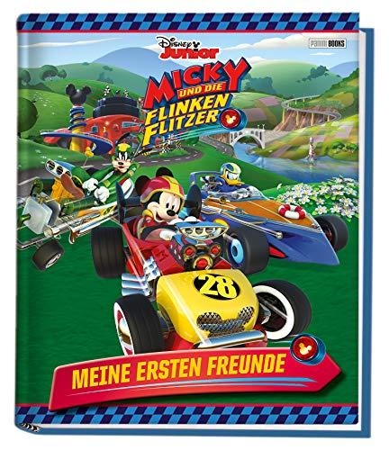 Micky und die flinken Flitzer: Meine ersten Freunde (Kindergartenfreundebuch)