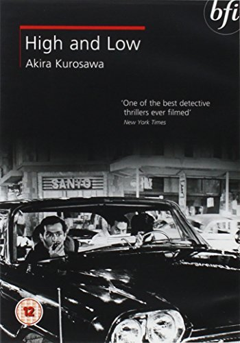 High and Low [DVD] [1963] by Toshirô Mifune