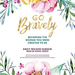 Go Bravely audiobook cover art