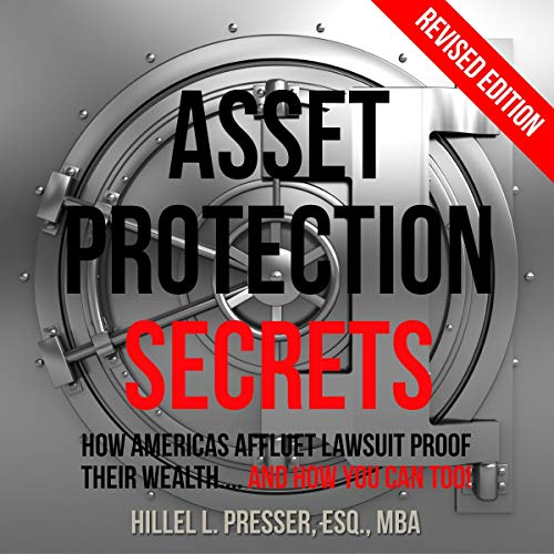 Asset Protection Secrets (Revised Edition) 2013 audiobook cover art