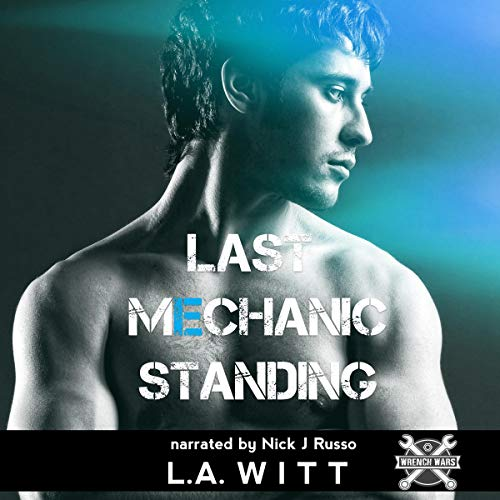 Last Mechanic Standing audiobook cover art
