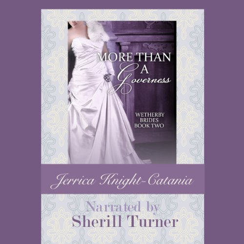 More Than a Governess cover art