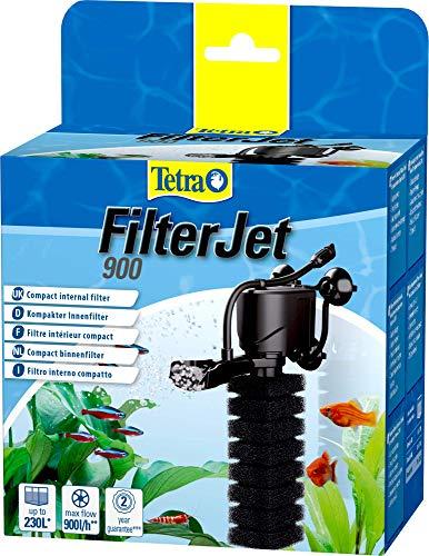 Tetra FilterJet 900 leistungsstarker Aquarium Innenfilter mit Sauerstoffanreicherung, Aquarium Filter für Aquarien bis 230 L