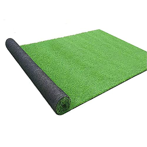 INNER PEACE Artificial Grass Runner for Table Fake Lawn Turf False Grass Rug Roll Synthetic Grass Carpet Green Grass Tabletop Matfor Home Balcony Wedding School Lawn Party Decoration