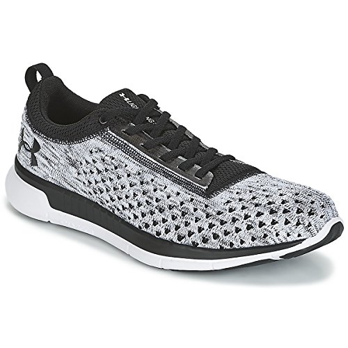 Under Armour Mens Lightning 2 Lace Up Running Gym Active Trainers Shoes - 10UK Black