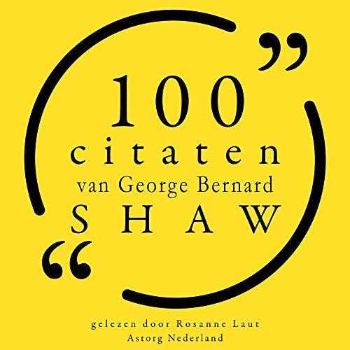100 citaten van George Bernard Shaw Titelbild