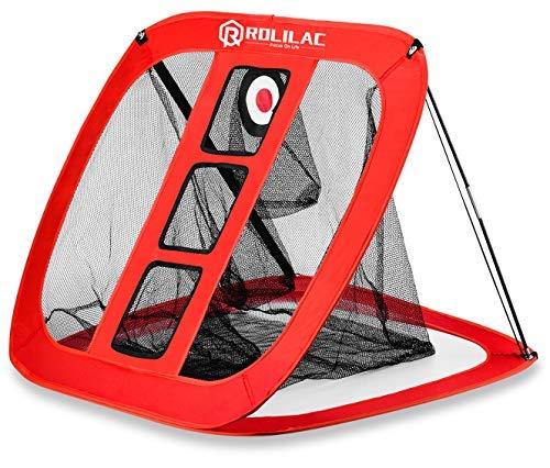 RELILAC Pop Up Golf Chipping Net - Indoor/Outdoor Golfing Target...