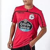 RC Deportivo Temporada 2018/19 Entrenamiento, Camiseta, Unisex, Rojo, S