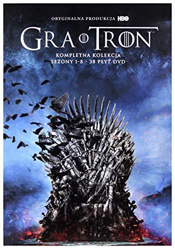 Game of Thrones Season 1-8 (BOX) (IMPORT) (Keine deutsche Version)