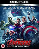Avengers Age Of Ultron [4K UHD + Blu-ray] [2018] [Region Free]