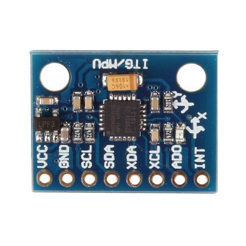 SainSmart MPU-6050 Module 3 Axis Gyroscope + Accelerometer Module for Arduino UNO Mega R3 Duemilanove