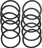 TVP Replacement for Eureka, Sanitaire Upright Round Vacuum Belts 10 Pack # 30563B