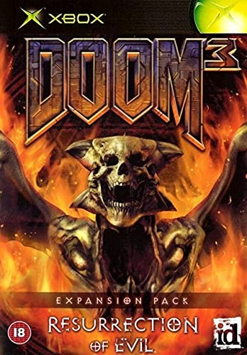 Doom 3 Resurrection of Evil : Xbox , FR