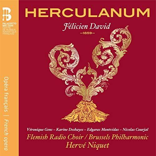 Flemish Radio Choir, Brussels Philharmonic & Hervé Niquet