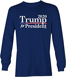 Trump for President 2020 - Re-Election Unisex Long Sleeve Shirt
