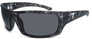 Typhoon Men's Cayucos Polarized Wrap Sunglasses